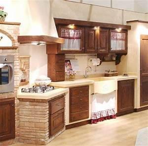 caminetti carfagna cucine rustiche cucina acacia With cucine bastia umbra