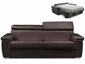 canape convertible express simili 4 coloris altesse With tapis de marche avec cuir ou simili cuir canapé