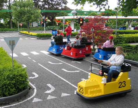 Boat Driving License Europe by Happybeagle Legoland Billund June 2004