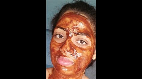 Leave it on for 20 minutes. Coffee honey and milk face mask - YouTube