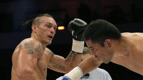 Oficiāli: Brieža konkurentu loku papildina Ukrainas boksa ...