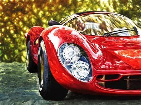 Ferrari 330 P4 Sport Luxury Car