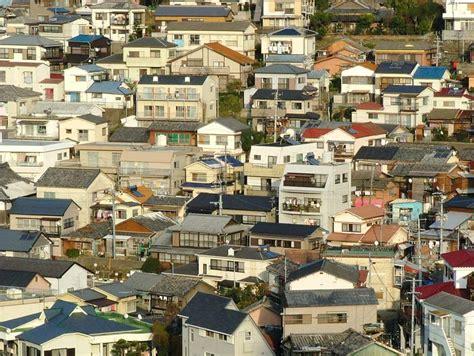 japanese slum  photo  nagasaki kyushu trekearth