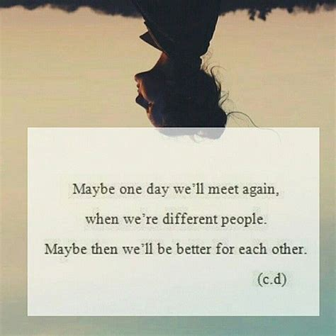 Lets Meet Again Quotes