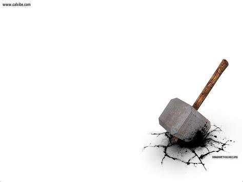 thor hammer wallpaper