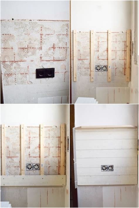 Wandverkleidung Küche Selber Machen by Wandverkleidung Holz Selber Machen Wohndesign