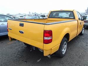 Used Parts 2005 Ford F150 2wd 5 4l V8 4r75w 5l3p Automatic