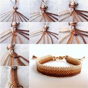 Design Your Own Ribbon Wonderful Diy Simple Woven Bracelet