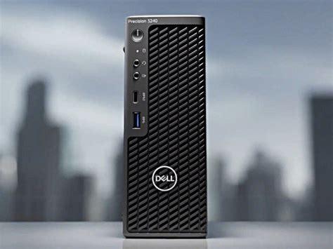 Dell Precision 3240 Compact: Ultrakompakte und ...