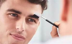 Should a man pluck or shave his eyebrows? - Quora