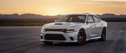 Charger Hellcat Dodge Srt Wallpapers Cars Sunset