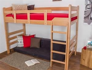 Hochbett Für Erwachsene : hochbett f r erwachsene easy premium line k14 n buche ~ Michelbontemps.com Haus und Dekorationen