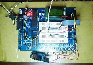 Membuat Timer Digital Untuk Lampu Otomatis