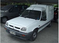 Sold Renault Express 19 D AUTOCAR used cars for sale
