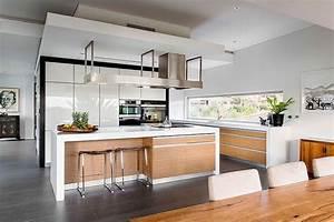 100 cozinhas com ilha central projetos e fotos incriveis With kitchen cabinet trends 2018 combined with papier miroir