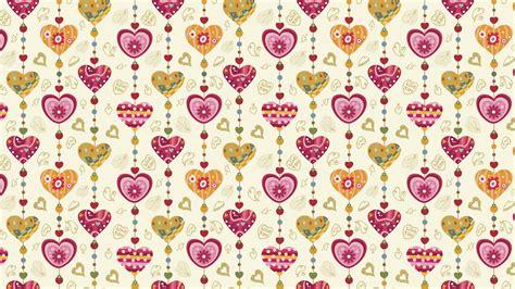 wallpaper love hearts colorful hd  love