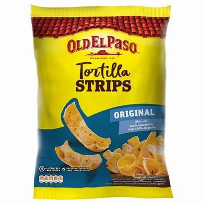 Tortilla Strips Paso Glutenvrijemarkt