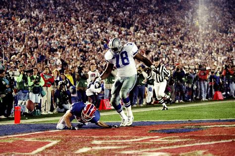 Super Bowl Xxvii Beyond The Gameplan