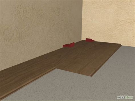 how to install laminate flooring step by step how to lay laminate flooring 12 steps with pictures wikihow