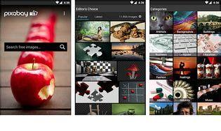 pixabay ios pour iphone telecharger gratuitement