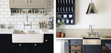 materiales  el fregadero de la cocina