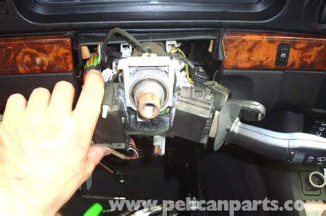 bmw   series steering wheel switch replacement