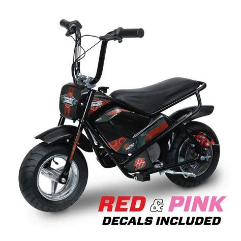 Electric Mini Moto by Moto Electric 24 Volt Youth Mini Bike Mm E250