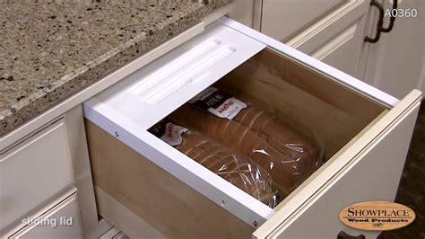 where to buy kitchen accessories bread drawer showplace kitchen convenience accessories 1715