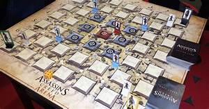 Assassin's Creed: Arena Brings Templars to Tabletops   The ...