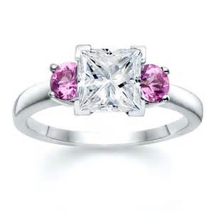 pink sapphire engagement rings radiant pink sapphire engagement ring engagement rings review