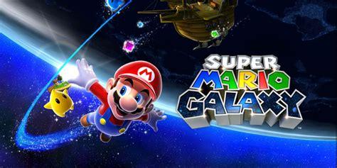 super mario galaxy wii jogos nintendo