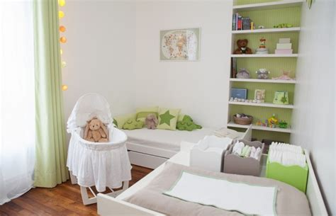 chambre de bébé mixte inspiration déco pour une chambre mixte de bébé