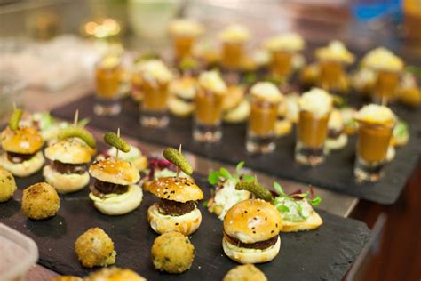 canape pumpkin canape catering gallimore catering