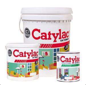 Harga Cat Tembok Catylac 25 kg dan 5kg Harga Bahan