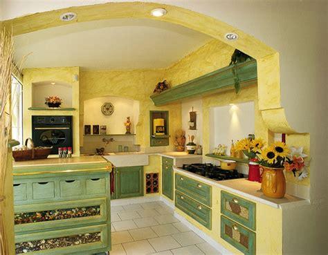 Idee Decoration Cuisine Provencale