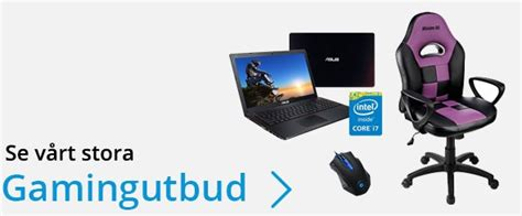 dator allt foer din dator netonnet netonnet