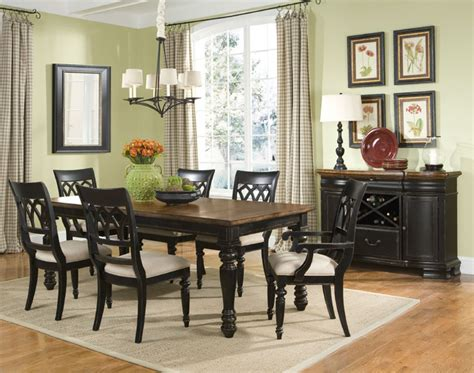 Country Dining Room  Traditional  Dining Room Charlotte