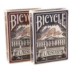 Kārtis Bicycle US Presidents