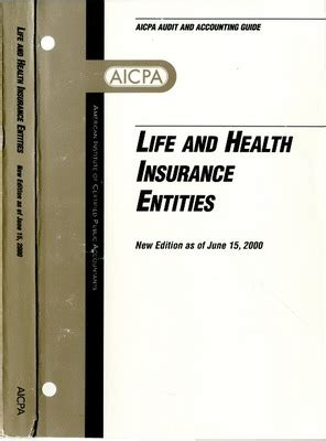 """While others are busy just selling insurance, we're working to positively impact american families and businesses. """"Life and health insurance entities, new edition as of June 15, 2000; A"""" by American Institute ..."""