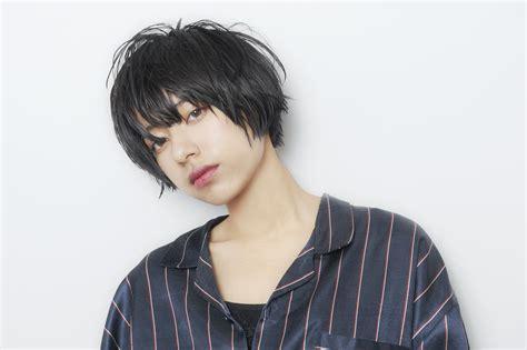 ショートヘア・黒髪に似合うお洒落で可愛いファッションコーデ集! | FASHION JOURNAL