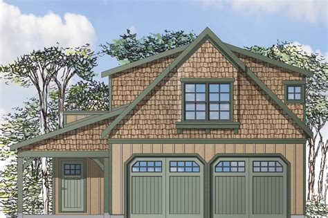 garage floor plans detached apartments
