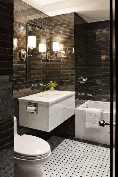 Modern Garage Bathroom Ideas by Pre War Apartment By Shamir Shah Design