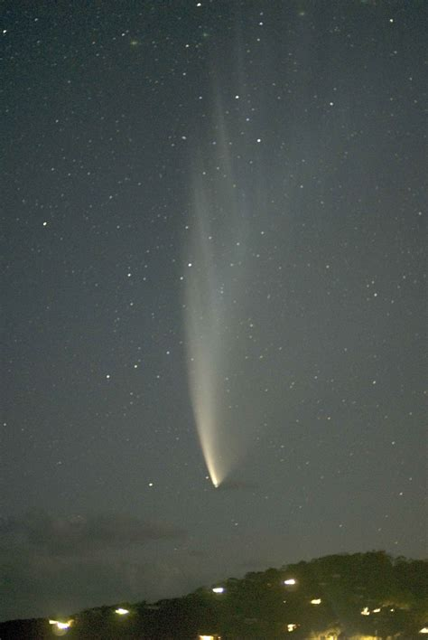 Don't Be A Comet « The Space To Blog