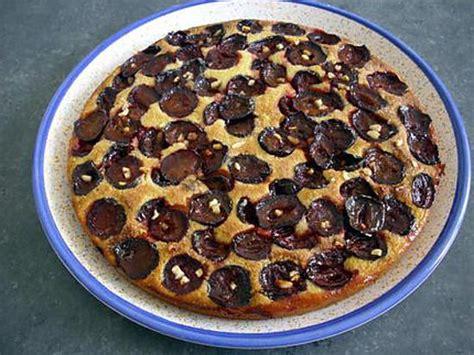 recette pate aux prunes recette de gateau aux prunes et pate d amande par christi90