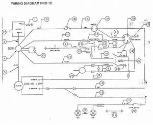 Gravely Wiring Diagram