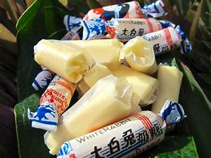 White Rabbit candy – 大白兔奶糖 | tales of wander