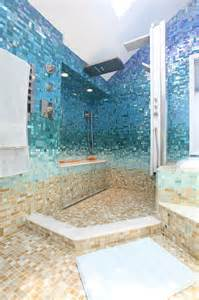 mosaic bathroom floor tile ideas 32 sea style bathroom interior and decorating inspiration home improvement inspiration