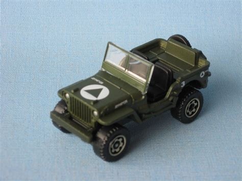 jeep matchbox matchbox jeep willys army 4x4 wwii military d day green