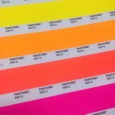 Pantone Neon Swatches vegyes Pinterest