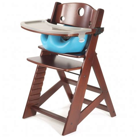 Baby Koo  Height Right High Chair With Infant Insert & Tray